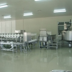 Cheese processing