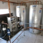 Milk cooling and -storage